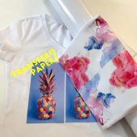 Buy cheap Easy cut eco solvent printable heat transfer vinyl for light garment from wholesalers