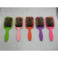 Hair Extension Gentle Best Bristle Roots Hair Brushes Manufactures
