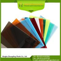 China Polycarbonate Textured Sheet 1220156018202100 on sale