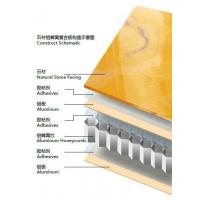 Buy cheap Ultra thin stone honeycomb panel from wholesalers