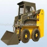 JC35 Longdy Brand OEM&Customized Wheel Skid Steer Loader Manufactures