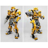 Buy cheap Transformers Armour Costume Transformers Bumblebee Costume with Voice Changer for Events from wholesalers