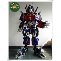 Buy cheap Cosplay 3D Deluxe Optimus Prime Transformers Movie Superhero Suit for Men from wholesalers