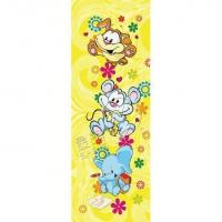 3D Stationery 3D Bookmark-01 Manufactures