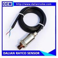 Buy cheap Small Type liquid oil water pressure measuring 0-5v Pressure Transducer from wholesalers