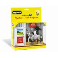 Breyer Stablemates Mystery Foal Surprise Family 3 Playset Manufactures