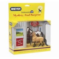 Breyer Stablemates Mystery Foal Surprise Family 2 Playset Manufactures
