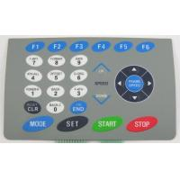 China Button Membrane Keypad Switch on sale