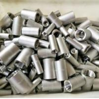 Stainless Steel Female Threaded Coupling NPT Manufactures
