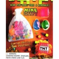 """Mine Shaft, Gems, Ores, Minerals 1"""" Toy Capsules 250pcs Manufactures"""