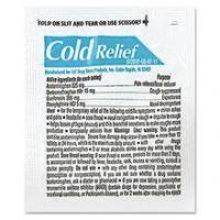 97287 FIRST AID,COLD MEDCINE,30 Manufactures