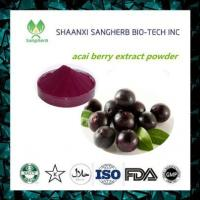Buy cheap Professional Manufacturer fruit acai berry powder with facto from wholesalers