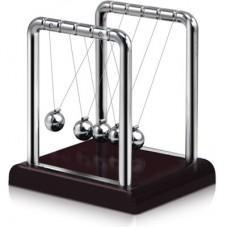 Quality Elegant Newtons Cradle - Red Base for sale