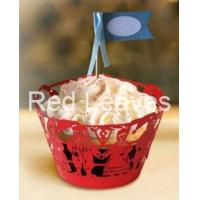 China Cupcake Wrapper Item ID #ST1010-23 on sale