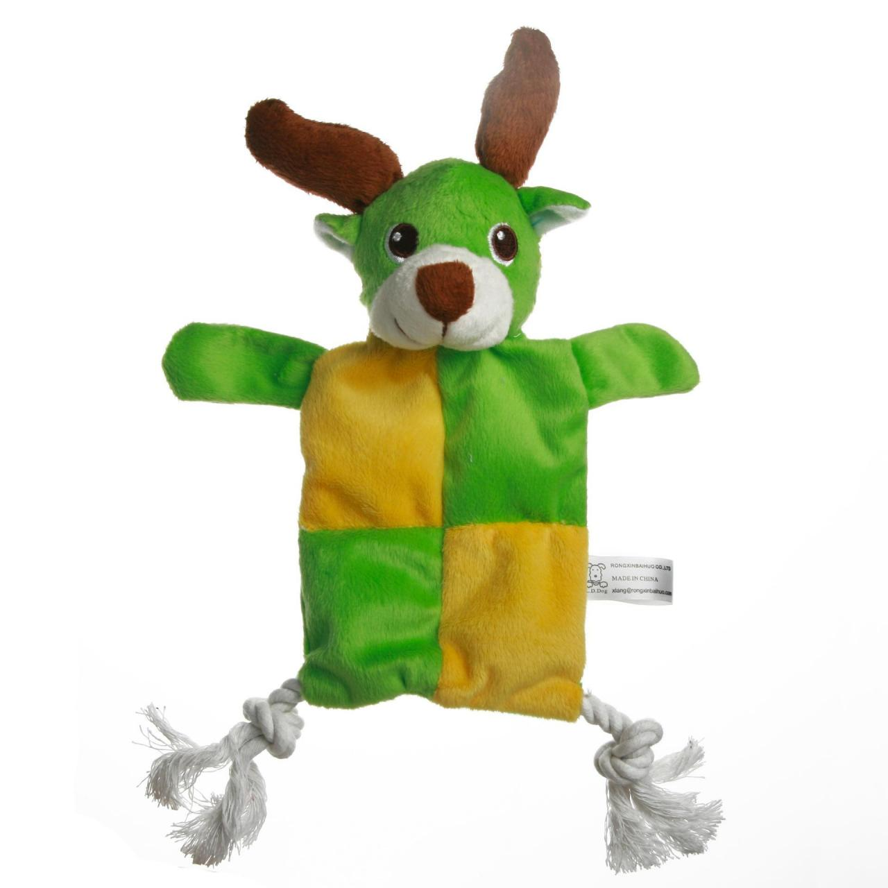Rope sounding animal toys Manufactures