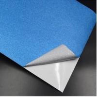 China Self Adhesive Colorful PP Glitter Film on sale