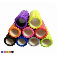 Yoga Series Non -toxic EVA Massage Foam Roller With PVC Inner Tube Manufactures