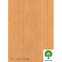 China Factory Directly Sell Red Oak Cherry Wood Veneer in Huge Quantity on sale