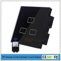 China Wi-Fi&RF Remote control dimmer touch switch on sale
