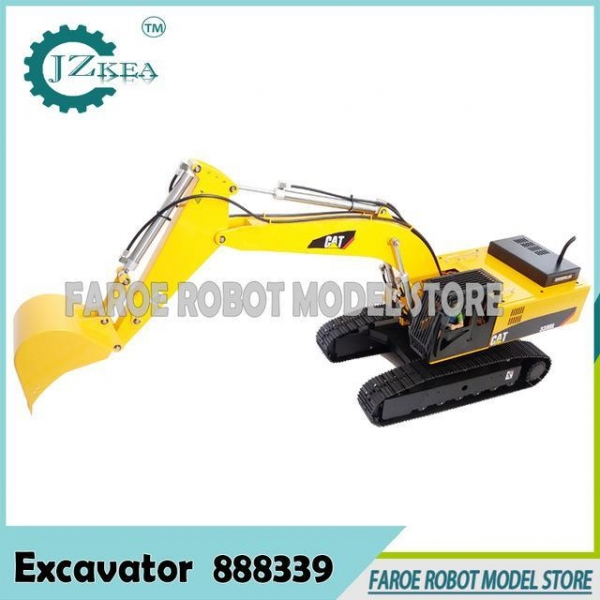 Quality 1:12 CAT 888339 excavator RC hydraulic model for sale