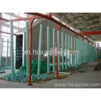 powder coating line design and custom-made Manufactures