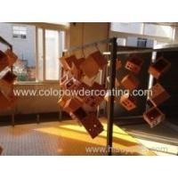 China Continuous Powder Coating Line on sale