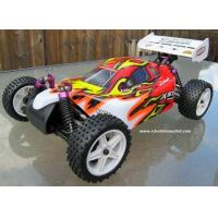 China RC Electric Car / Buggy 1/10 Scale 4WD 2.4G RTR YX10072 on sale