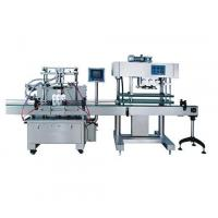 JF Automatic filling and capping machine Manufactures