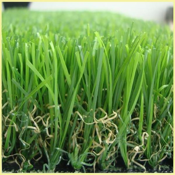 Quality U Shape Outdoor Artificial Grass for Landscaping Synthetic Grass for Garden for sale