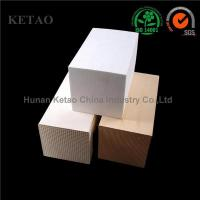 China Professional supplier honeycomb ceramic for air filter /filter media porous cera on sale