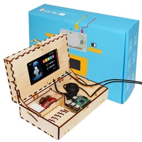 Quality TEQStone Computer Kit for Kids STEM and Coding Training Toy for sale