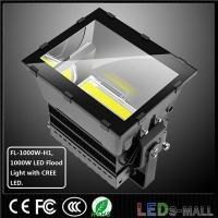 1000W LED Flood Light with CREE XTE LED and Mean well driver Manufactures