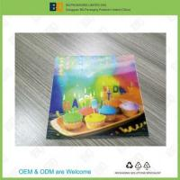 high quality extreme 3D lenticular card Manufactures
