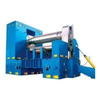 Three-roller Heavy Plate Bending Machine Manufactures