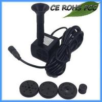Fountain MINI Solar Water Pump For Garden Decoration Manufactures