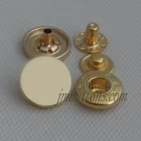 Metal Buttons Alloy Clothing Fasteners Sewing Snaps Wholesale Manufactures