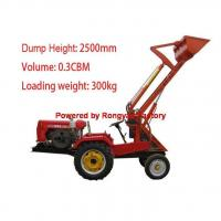 International Diesel Engines For Compact tractor Front end Loader machine Manufactures