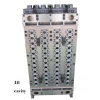 Multi Cavity Injection PET Bottle Preform Mould with Hot Runner