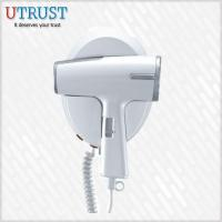 Hotel White professional dryer machine wall-mounted Bio Ionic Hair Dryers Manufactures