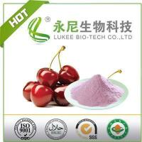 Bulk Concentrate Extract Fresh Cherry Fruit Juice Powder Manufactures