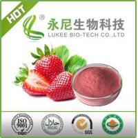 Top Quality Strawberry Fruit Flavour Powder Manufactures