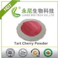 Tart Cherry Juice Powder In Dietary Supplements Manufactures