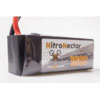 Nitro Nectar 4S 1800 mAh Battery with Removable Balance Lead (RBL) & Aluminum Shield Manufactures
