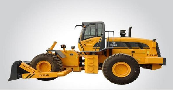 Quality Wheel Bulldozer TL240H Wheel Bulldozer for sale
