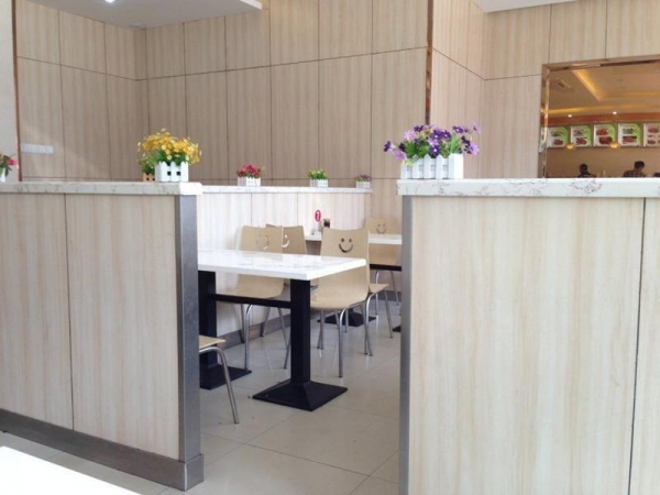 Quality Public wall cladding system High pressure laminates Formica sheets for sale