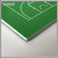 Buy cheap Silicone PU Gym Flooring Mats Indoor and Outdoor Basketball Sport Court from wholesalers