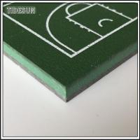 Buy cheap Hot Selling School Stadium Rubber Flooring Basketball Court for Sale from wholesalers