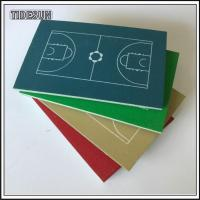 Buy cheap Official and Home Basketball Court Indoor Places Surface from wholesalers