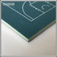 Buy cheap Standard or OEM Size of Basketball Court Pitch Markings Measurements Layout from wholesalers