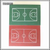 Outside and Inside Official Basketball Court Installation for Basketball Games Manufactures